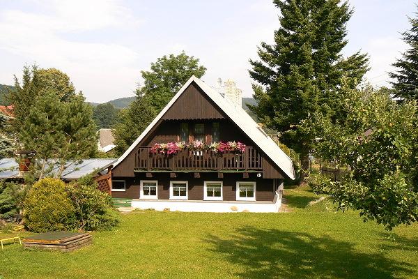 Ubytování Jeseníky - Chalupa v Adolfovicích